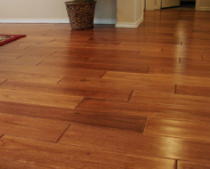 Flooring market set to soar due to commercial sector