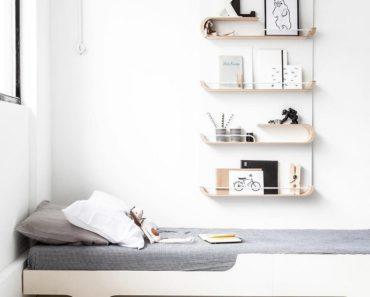 Nine of the best types of modular shelving